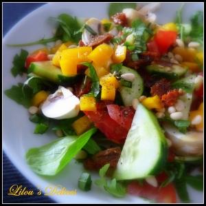 Ma salade bonne conscience